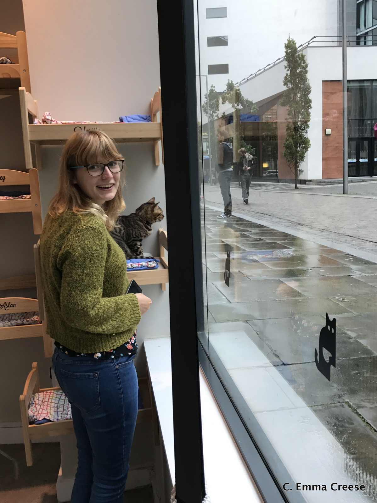 Cat Cafe London Menu