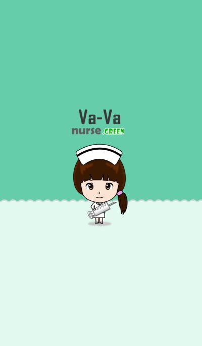 Va-Va Nurse .green (JP)