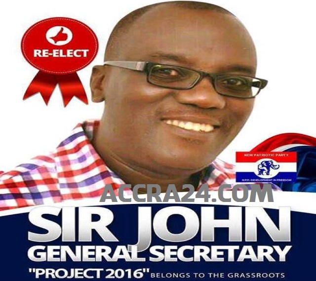 Sir John posters pop up