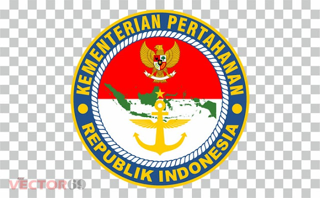 Logo Kementerian Pertahanan Indonesia (Kemenhan) - Download Vector File PNG (Portable Network Graphics)