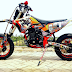 Kumpulan Yamaha Scorpio Modifikasi Trail Dan Supermoto Keren