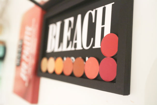 Bleach London BYO Palette | The Beauty is a Beast