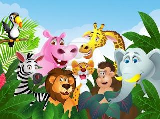Recursos infantiles Animales y plantas