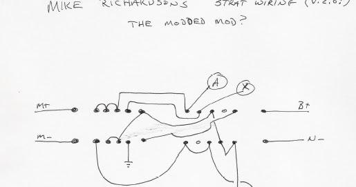 hermetico guitar wiring diagram mike richardson mod 03. Black Bedroom Furniture Sets. Home Design Ideas