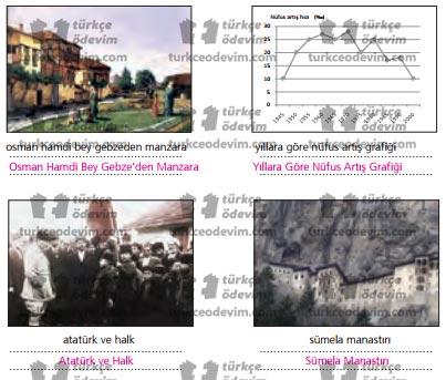 7.Sınıf Ez De Yayınları Türkçe Çalışma Kitabı 75, 76, 77, 78. Sayfa Cevapları 3. Tema Okumak Metni Etkinlik Cevapları