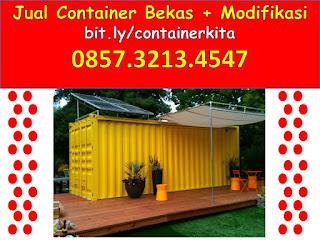 0857.3213.4547 jasa pembuatan container office di Jawa Timur