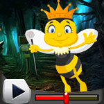 G4K Fantasy Bee Rescue Game Walkthrough