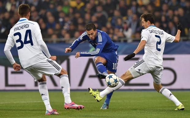 Chelsea vs Dynamo Kiev