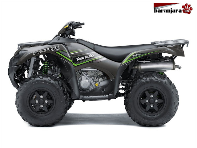 2017 KAWASAKI BRUTE FORCE 750 4X4i EPS