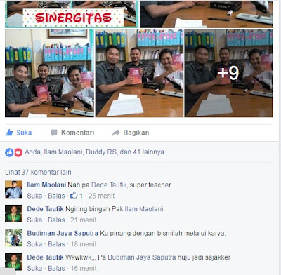 Sinergitas Forum Gumeulis dan Percisa Kids