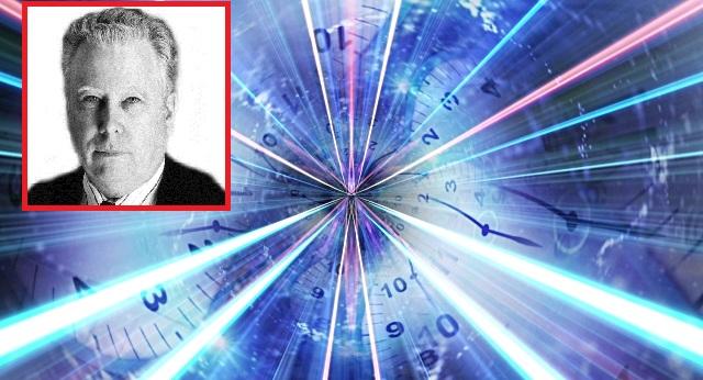 Η κυβέρνηση των Η.Π.Α. με έστελνε συνεχώς ταξίδια πίσω στο χρόνο!,, τα ταξίδια στο χρόνο είναι κάτι που συμβαίνει εδώ και 40 χρόνια,