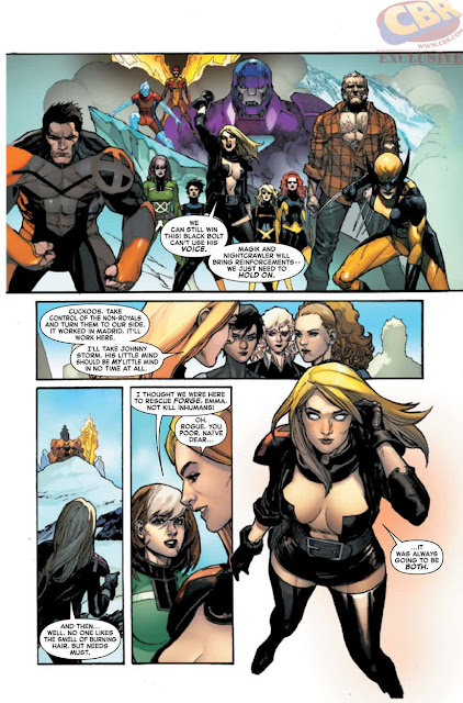 INHUMANS VS. X-MEN 6