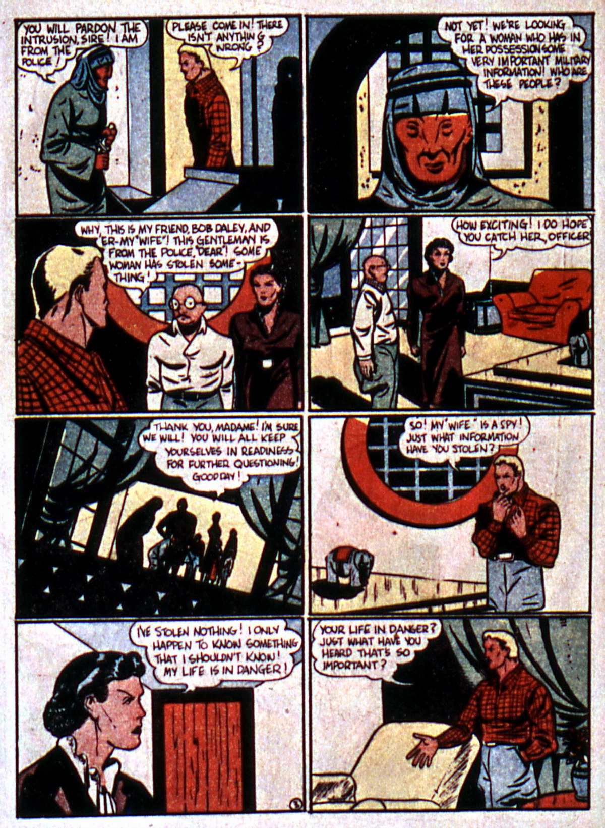 Read online Action Comics (1938) comic -  Issue #5 - 38
