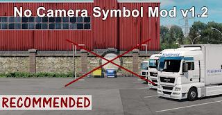 ets2 mods, euro truck simulator 2 mods, ets2 realistic mods, ets2 ui mods, recommendedmodsets2, ets 2 ui mods, ets 2 mods, ets 2 no camera symbol mod v1.2
