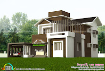 1800 Sq FT 4 Bedroom House Plans