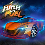 Download Game Car Racing 3D High on Fuel – Money Mod Apk