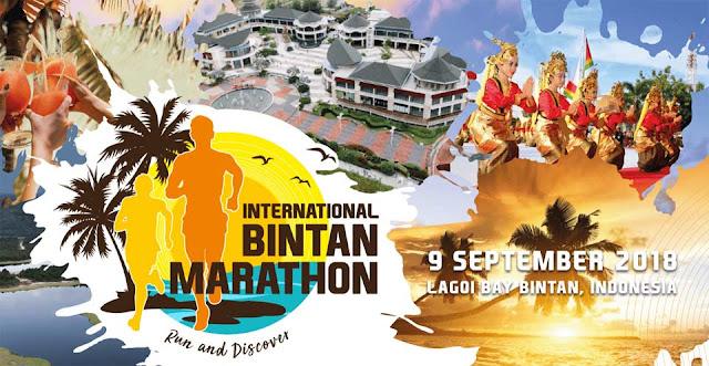 International Bintan Marathon 2018 Diikuti Ribuan Pelari Manca Negara