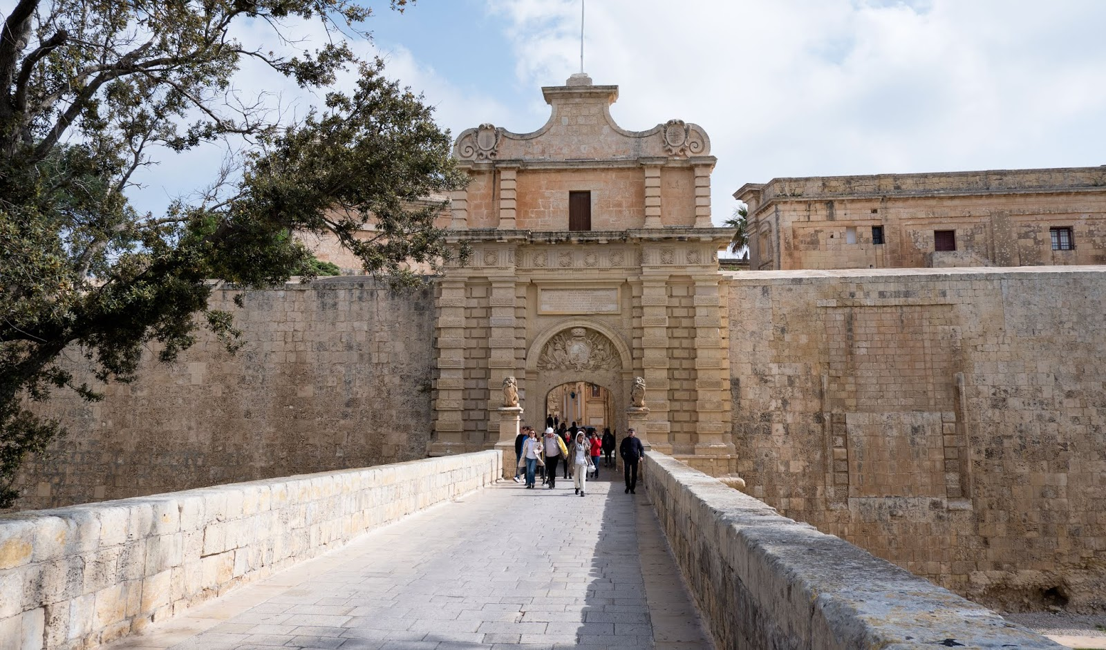 Mdina: Malta's walled city