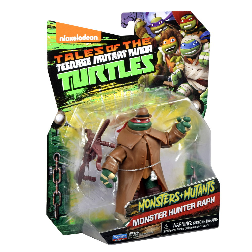 Teenage Mutant Ninja Turtles Mutant Monster Toys : Nickalive playmates toys unveils tales of the teenage