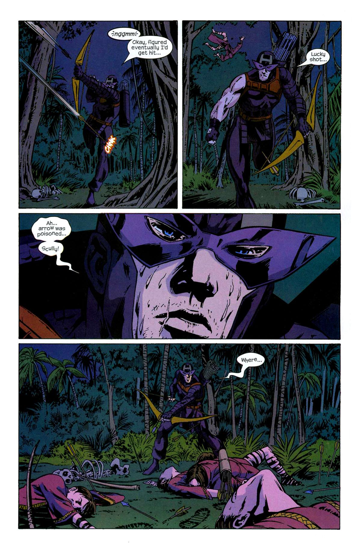 Hawkeye (2003) Issue #6 #6 - English 14