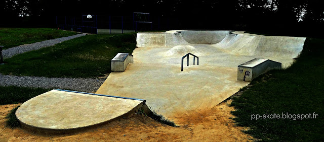 skate park Wargnies le grand