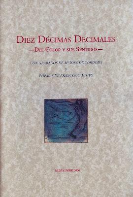 Diez Décimas Decimales, Francisco Acuyo