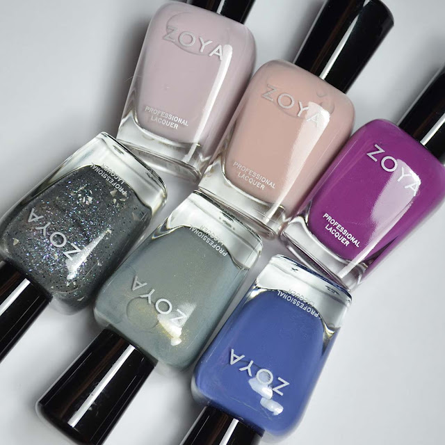 spring 2019 nail polish collection