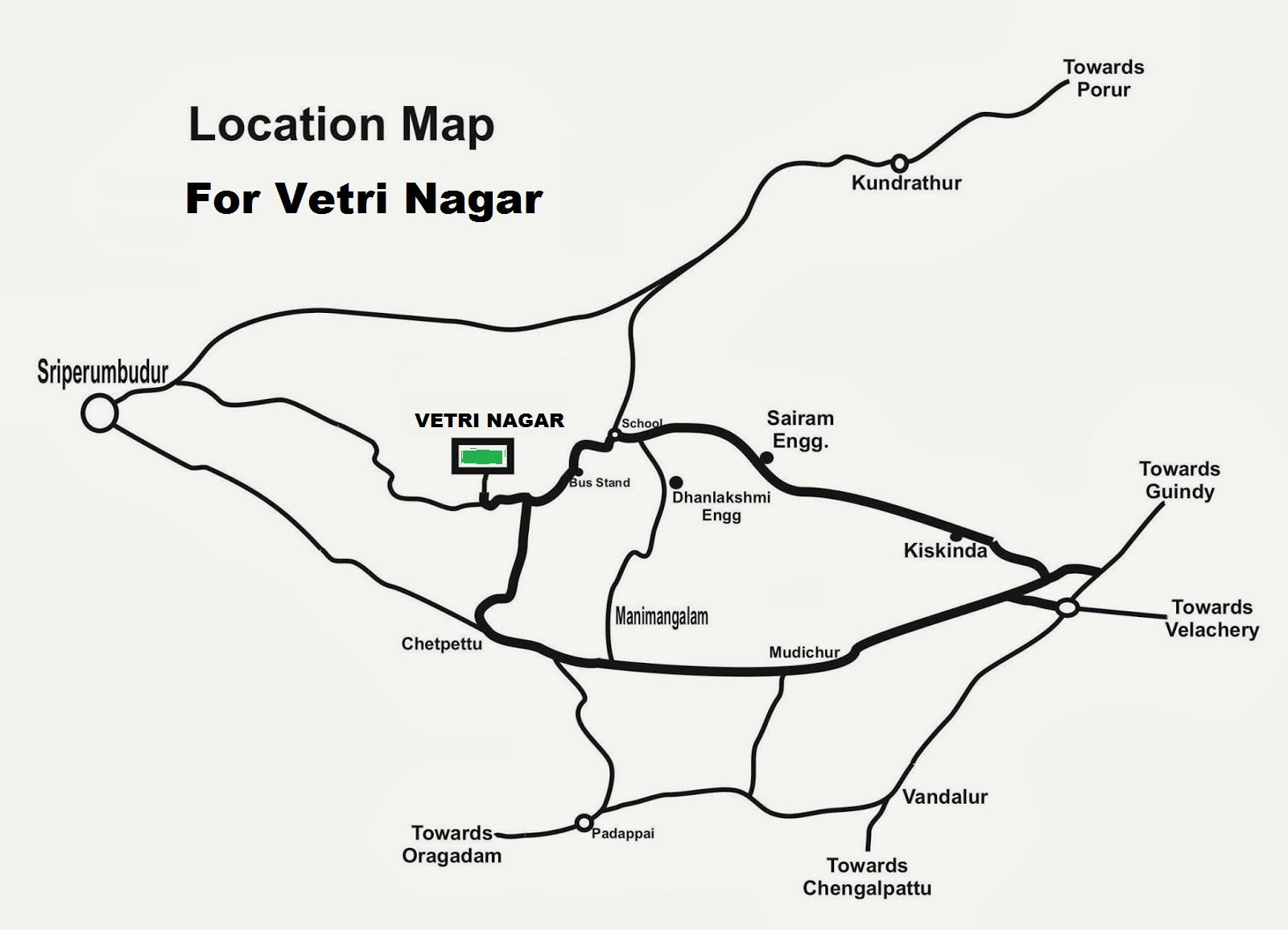 Vetri Nagar