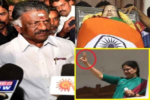 जयललिता खुद मरीं या किसी ने मुख्यमंत्री बनने के लिए उन्हें मार डाला, पन्नीरसेल्वम कराएंगे जांच
