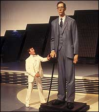 the tallest man on earth who is the tallest man on earth ever