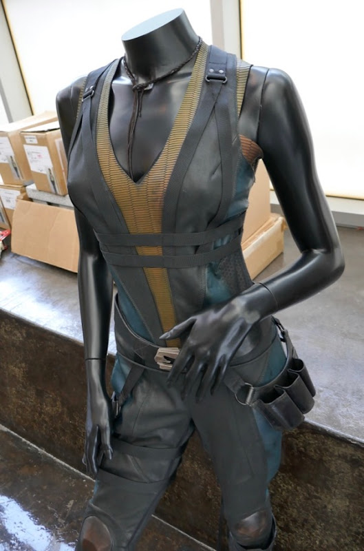 Domino movie costume Deadpool 2