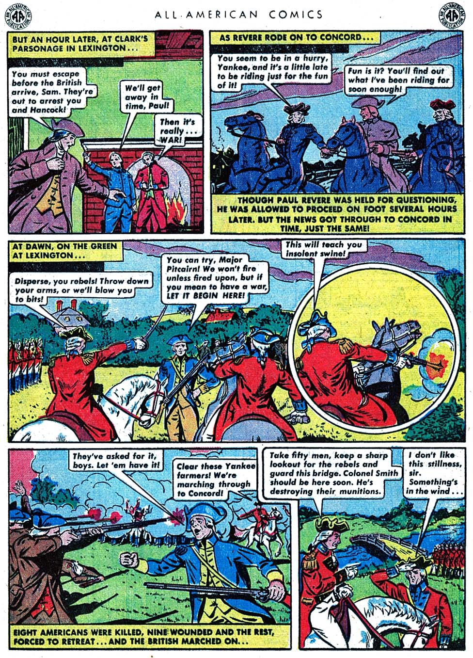 Read online All-American Comics (1939) comic -  Issue #66 - 28