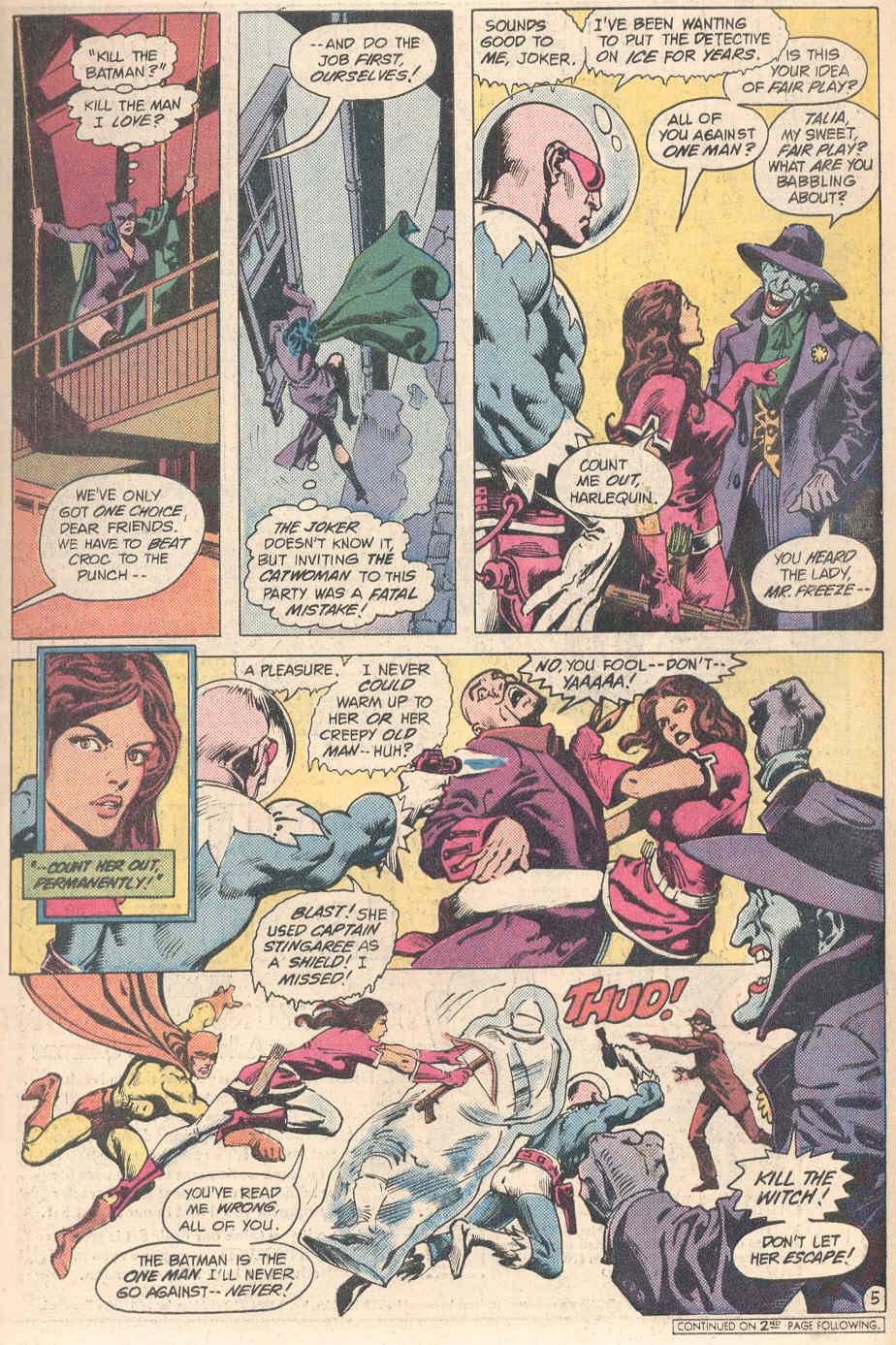 Detective Comics (1937) 526 Page 5