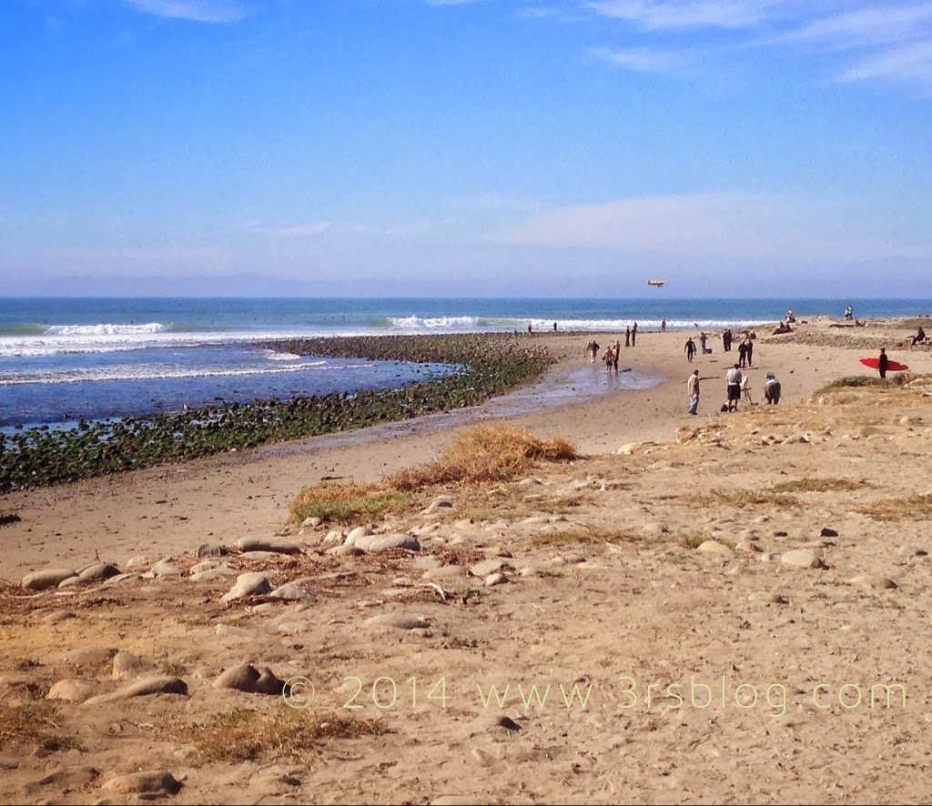surfers point ventura january 2014