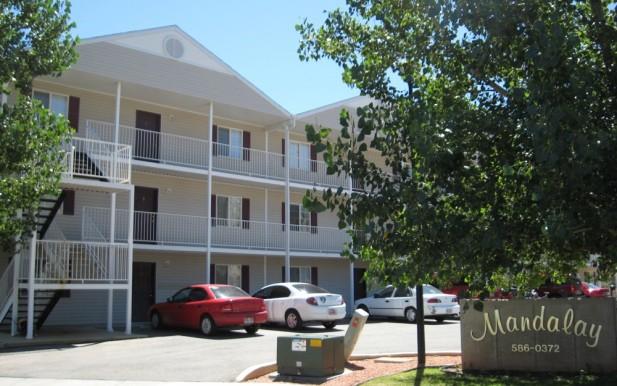 Mandalay Apartments Cedar City