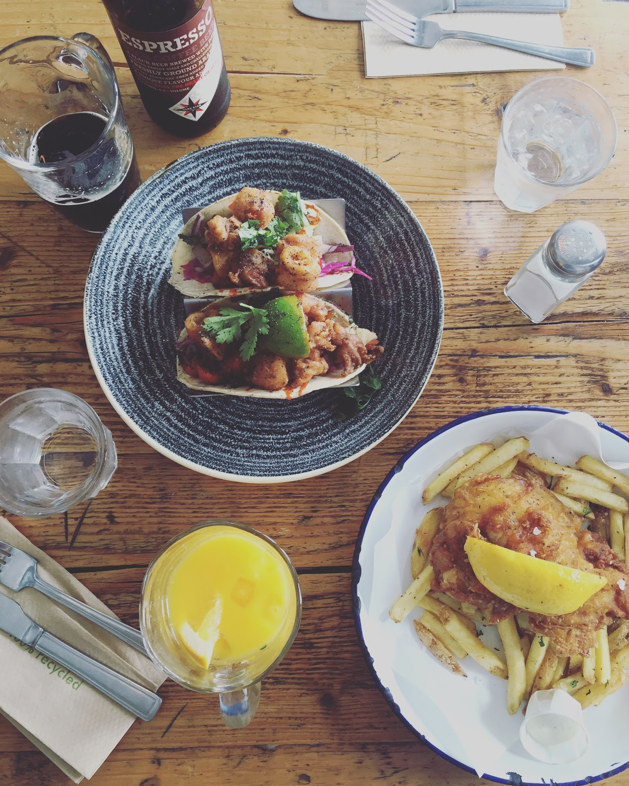 where to eat and drink brighton