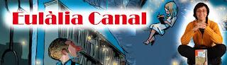Eulàlia Canal, escriptora