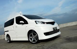 Nissan Evalia XV 2012 (120 Jutaan)