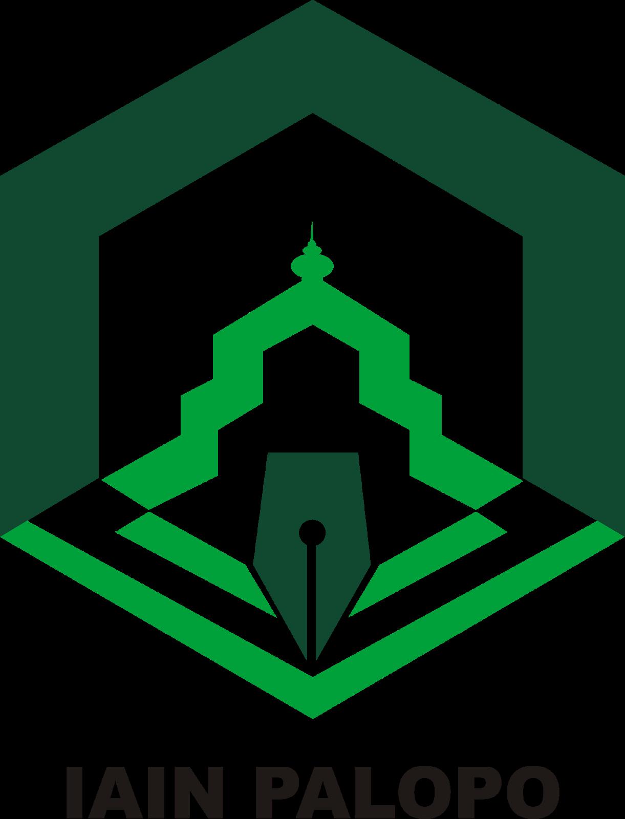 Logo Institut Agama Islam Negeri (IAIN) Palopo - Logo Lambang Indonesia
