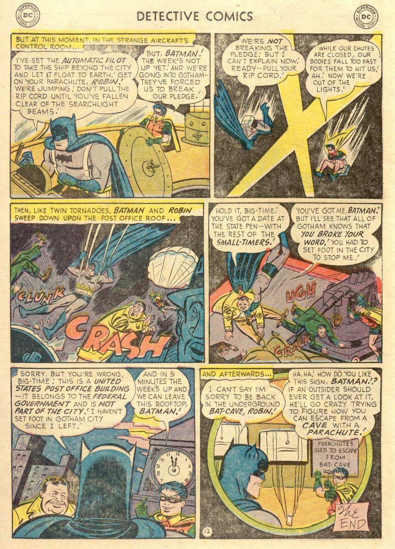 Read online Detective Comics (1937) comic -  Issue #186 - 14