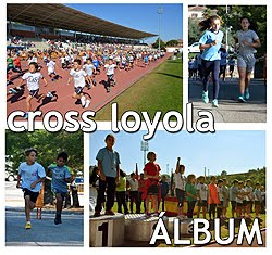 Cross de Loyola