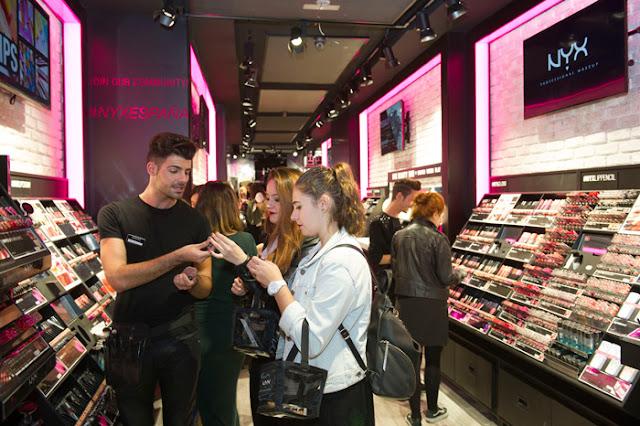 Onde comprar maquiagens em Madri