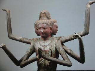 興福寺阿修羅像