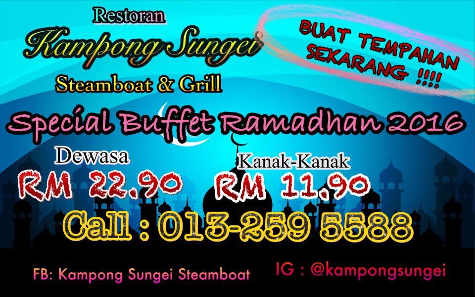 kg sungei steamboat shah alam