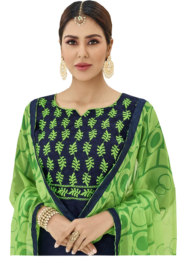 Kameez Mumtaz Salwar Materials [Women'S Clothing