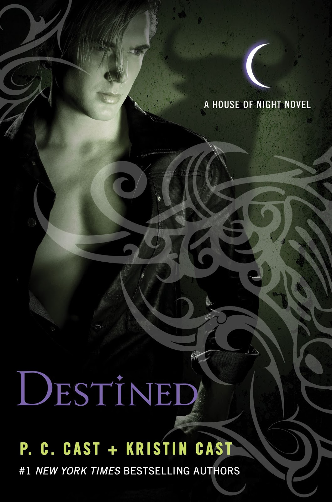 Fangs For The Fantasy: Destined (House of Night #9) by P C