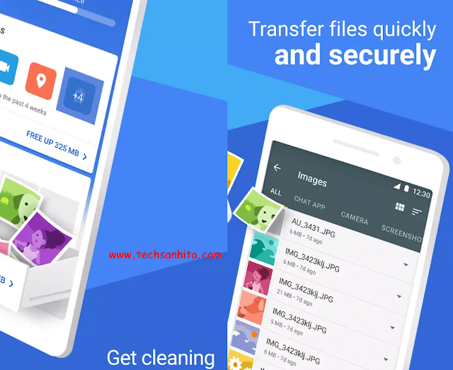 Files Go Junk File Cleaner By Google