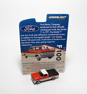 GreenLight 100 Years - 1967 Ford F-100