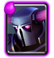 Ringkasan dan cara menggunakan kartu P.E.K.K.A untuk strategi battle deck clash royale