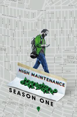 High Maintenance Poster